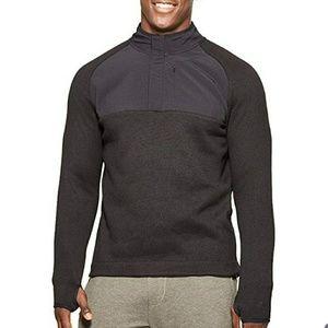 Men's Sweater Fleece Quarter Zip - C9 Champion® S